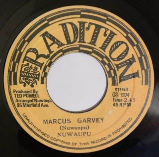 NUWAUPU - MARCUS GARVEY