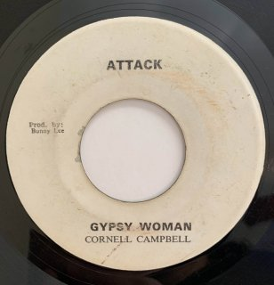 CORNELL CAMPBELL (UNIQUES) - GYPSY WOMAN