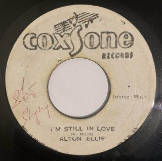 ALTON ELLIS - IM STILL IN LOVE