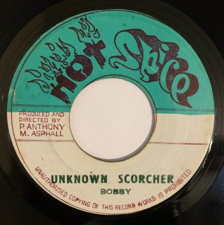 BOBBY - UNKNOWN SCORCHER