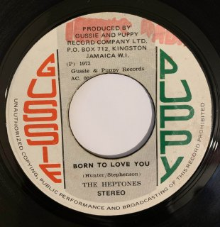 HEPTONES - BORN TO LOVE YOU