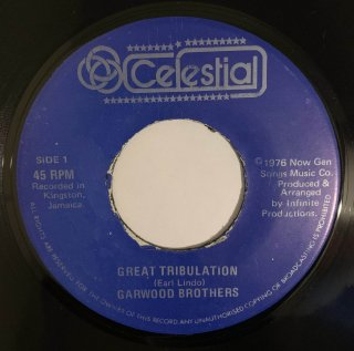 GARWOOD BROTHERS - GREAT TRIBULATION