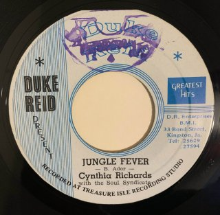 CYNTHIA RICHARDS - JUNGLE FEVER