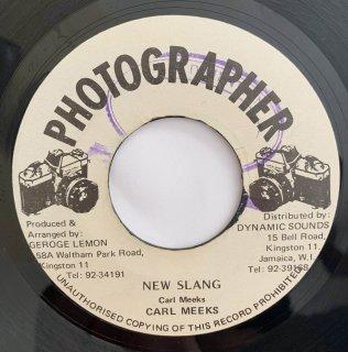 CARL MEEKS - NEW SLANG