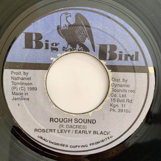 ROBERT LEVY & EARLY BLACK - ROUGH SOUND