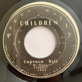 CHILDREN - CAPTAIN BILL