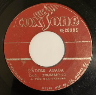 DON DRUMMOND - ADDIS ABABA