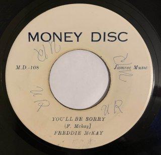 FREDDIE MCKAY - YOU'LL BE SORRY