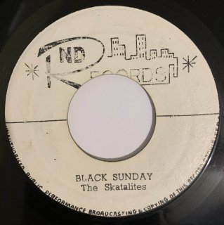 SKATALITES - BLACK SUNDAY