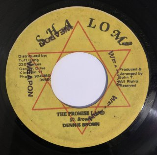 DENNIS BROWN - THE PROMISE LAND