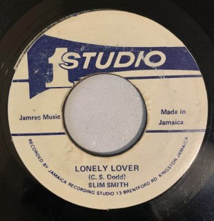SLIM SMITH - LONELY LOVER