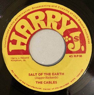 THE CABLES - SALT OF THE EARTH