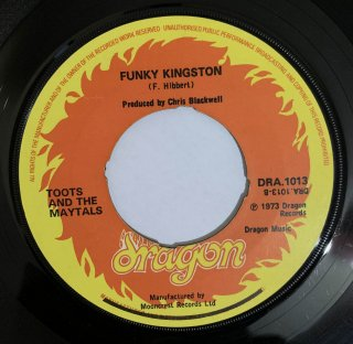 TOOTS & MAYTALS - FUNKY KINGSTON