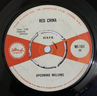 UPCOMING WILLOWS - RED CHINA