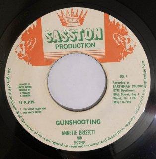 ANNETTE BRISSETT - GUNSHOOTING