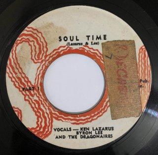 BYRON LEE - SOUL TIME