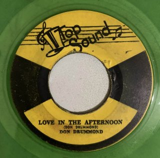 DON DRUMMOND - LOVE IN THE AFTERNOON