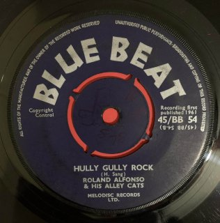ROLAND ALPHONSO - HULLY GULLY ROCK