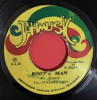 TA TEACHER LOVE - ROOTS MAN