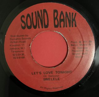 SWELELE - LET'S LOVE TONIGHT