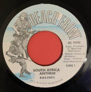 RASJOEL - SOUTH AFRICA ANTHEM