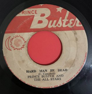 PRINCE BUSTER - AGAIN