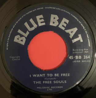 FREE SOULS - I WANT TO BE FREE