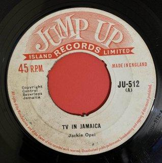 JACKIE OPEL - TV IN JAMAICA