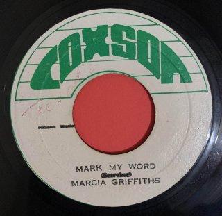 MARCIA GRIFFITHS - MARK MY WORD
