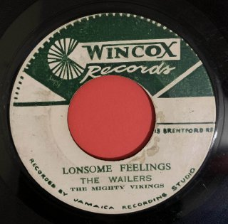 WAILERS - LONESOME FEELINGS