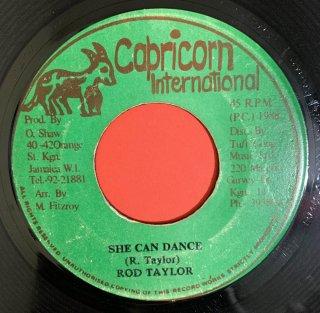 ROD TAYLOR - SHE CAN DANCE
