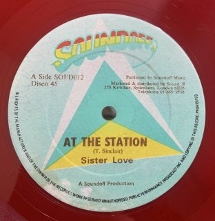 SISTER LOVE - AT THE STATION