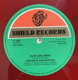 LINTON & HAUGHTON - HUSTLING MAN