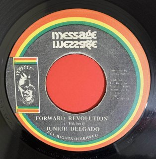 JUNIOR DELGADO - FORWARD REVOLUTION
