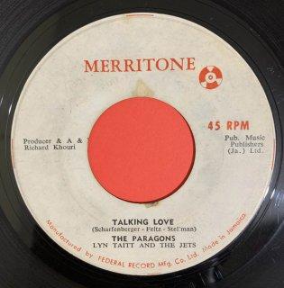 PARAGONS - TALKING LOVE