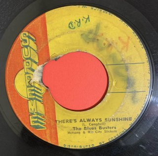 BLUES BUSTERS - THERE'S ALWAYS SUNSHINE
