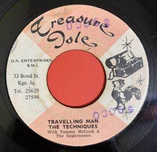 TECHNIQUES - TRAVELLING MAN