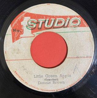 DENNIS BROWN - LITTLE GREEN APPLE