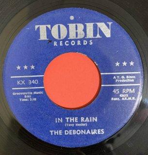 THE DEBONAIRES - IN THE RAIN