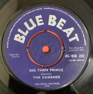 CHARMER - DIG THEN PRINCE