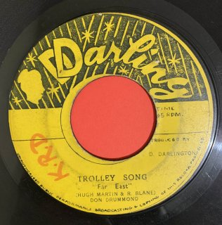 DON DRUMMOND - TROLLEY SONG