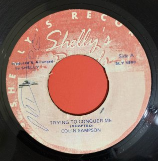 COLIN SAMPSON - TRYING TO CONQUER ME