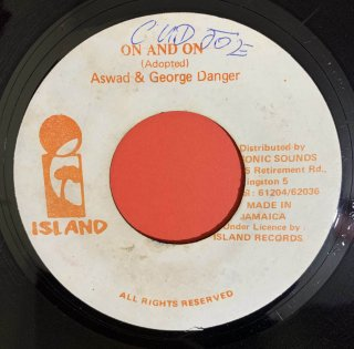 ASWAD & GEORGE DANGER - ON AND ON