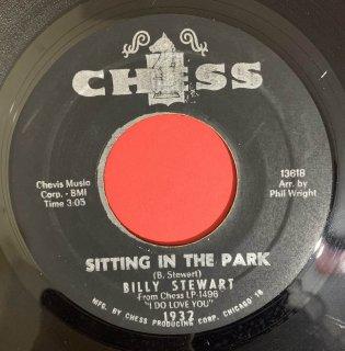 BILLY STEWART - SITTING IN THE PARK
