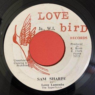 LEROY LAMOMBA - SAM SHARPE