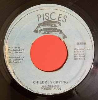FOREST MAN - CHILDREN CRYING