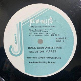 ECCLETON JARRET - ROCK THEM ONE BY ONE