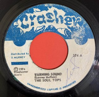 THE SOUL TOPS - WARNING SOUND