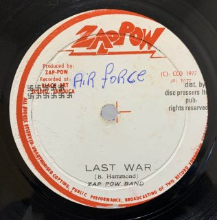 ZAP POW - LAST WAR