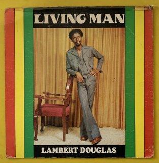 LAMBERT DOUGLAS - LIVING MAN